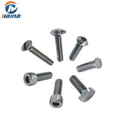 ISO7380 DIN7985 DIN7981 DIN7982 DIN912 A2 A4 SS304 SS316 스테인리스 스틸 필립스 헤드 둥근 헤드 팬 헤드 소켓 캡 헤드 육각 헤드 작은 나사