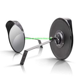Hochwertiger Sicherheits-Straßen-Ecken-Spiegel-konvexer Glasspiegel