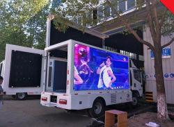 P3 عرض فيديو LED لإعلانات الشاحنة المحمولة /السيارة/السيارة
