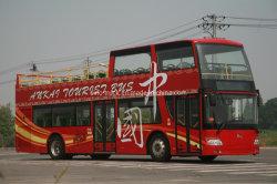 더블데커 버스 / 새 버스 / 도매 더블 안카이 버스