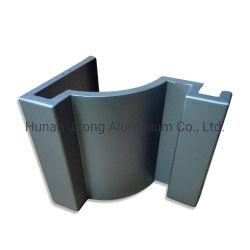 O dobro de PVDF curvos Revestidos de ligas de alumínio do painel de parede