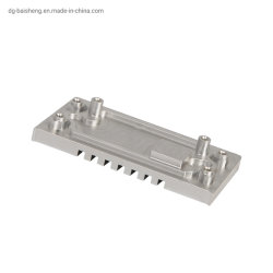 Fraisage CNC OEM personnalisé de précision en aluminium de petites pièces de rechange du matériel de chemin de fer Métal