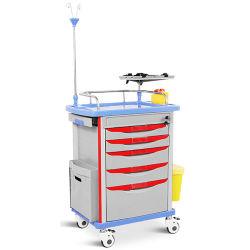 Skr054-et ABS Instrument de soins infirmiers de l'hôpital de médicaments pour la vente de chariot