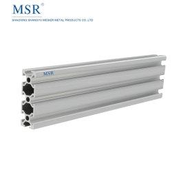 T3-T8 6105 de aleación de Ob 2060 T de la ranura 6 de aluminio de extrusión de aluminio con superficie anodizada