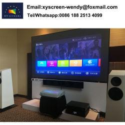 Горячий Xyscreen продажи 16: 9 80'' домашнего кинотеатра Ust Alr Пэт Crystal проектора экран для Xiaomi 4K лазерный проектор домашнего кинотеатра