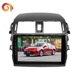 Auto-Multimedia-Navigations-Auto-Unterhaltungsanlagen-Doppeltes LÄRM des Android-8.1 gebildet Autoradio-und Video in des China-Toyota Corolla Auto-dem DVD-Spieler Auto-MP5
