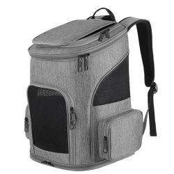 Piccolo elemento portante personalizzato dello zaino del sacchetto del pacchetto degli elementi portanti dell'animale domestico dei cani dei gatti degli animali domestici degli animali della doppia spalla (CY1843)