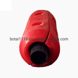 Bonne flottabilité matériau PEHD Durit du tuyau de dragage pour le transport du tuyau de flottement (FT5080)