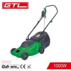 1000W Main Machine de découpe de l'herbe Push 32cm tondeuse à gazon électriques
