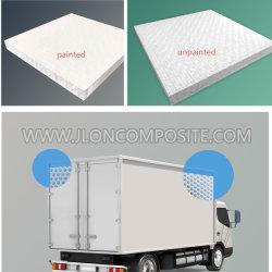 PP Honeycomb avec la peau de tissu pour Caravane