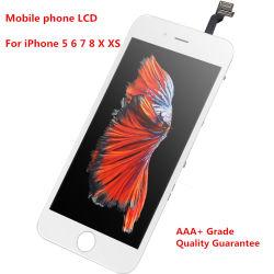 De voltooide Mobiele Becijferaar van Pantalla LCD van de Telefoon de Volledige Vertoning van de Assemblage voor iPhone