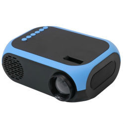 Projetor portátil Mini Home Theater HD Mini projector