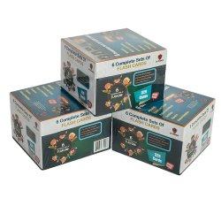 Papier, l'Art du matériel et de la carte Double Box Set Type Baby cartes Flash