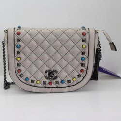 Hot Sale Fashion Mesdames les sacs à main Crossbody sacs avec Tassel broderie de perles colorées de garniture