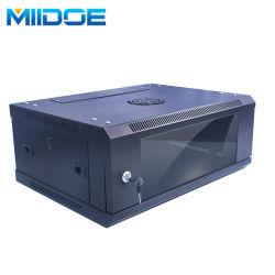 Miidoe 4u Daten-Wand-Montierungs-Server-Zahnstangen-Wand-Telekommunikationsschrank-Rackmount Gehäuse