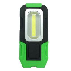 Alimentados por bateria espiga do magneto 3W Tocha Dobrável LED da lâmpada de trabalho