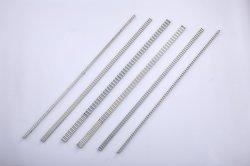 Rack de aço e a engrenagem de nylon para Porta Soliding