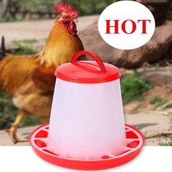 Frango qualidade 1-12 kg automática de plástico Alimentador de aves de capoeira