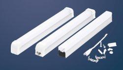 T5/T8 LEDの管ライトまたはランプ(SQ-ZR027)のためのよい割引かれたアルミニウムプロフィールかシェルまたはハウジング