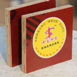 La construction du pont de bonne qualité Znsj Contreplaqué de bambou