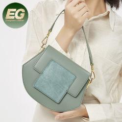호화스러운 질 중국 Emg5922에 있는 실제적인 가죽 가방 여자 Crossbody 핸드백 숙녀 어깨에 매는 가방