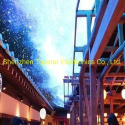 Pleine couleur P3 P4 plafond intérieure affichage LED