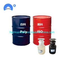 Espuma rígida de poliuretano de dos componentes Spray Polymetric ignífuga Mdi materia prima para la Aislamiento