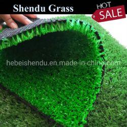 Mini tappeto erboso esterno dello Synthetic della moquette di verde mettente delle stuoie di golf