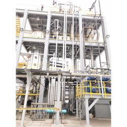 Das Glyzerin, das Maschinerie-grobe Glyzerin-Raffinerie-/Biodiesel-Produktion aufbereitet, sind Pflanzenöle