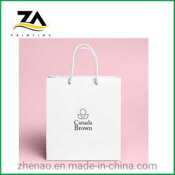 Novo Design de sacos de papel de OEM com pega