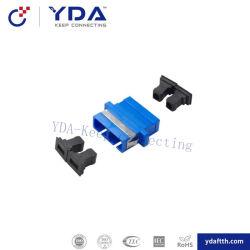 FTTH SC DC adaptateur fibre optique de l'UPC de gros de l'approvisionnement en usine