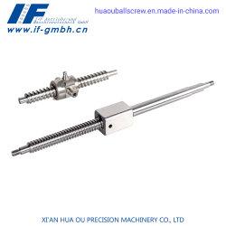 I+F 정밀도 전기 기업과 실험실 자동화 기계 제품에서 사용되는 소형 공 나사