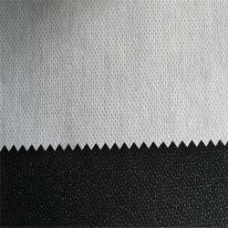 Wasser, welches das schmelzbare Zwischenzeilig schreiben 100%Polyester wäscht