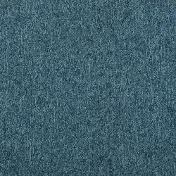 El poliéster PVC respaldado Losetas 50x50cm Hig Calidad Oficina personalizado Shaggy mosaico de alfombras de piso gruesa Alfombra de baldosa comerciales