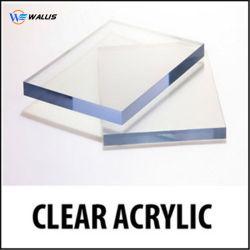 Alta Qualidade Acrílico de cor clara a folha de plástico
