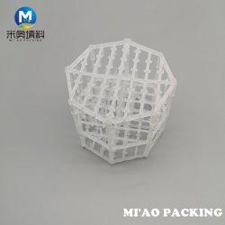 Polypropylen-gelegentliche Verpackung Q-Packen Verpackungs-Ring für Abwasserbehandlung