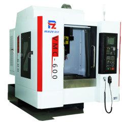 4 axes CNC fraiseuse à commande numérique VMC600 d'usinage vertical