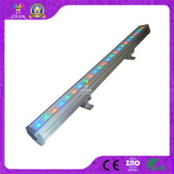 DMX 24X3w RGB светодиоды высокой мощности для установки вне помещений на стену