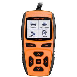 Autophix 7710 для Ford АСТ DPF ABS SRS масло Fd+Obdii Multi Scan Tool