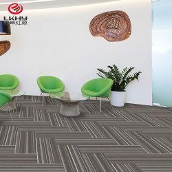 Freie Beispielkonkurrenzfähiger Preis für kundenspezifische der Wolldecke-pp. Wohnzimmer-Teppich-Fliese-Fußboden-Teppich-Handelsteppich-Fliese Faser Belüftung-Coffice normaler