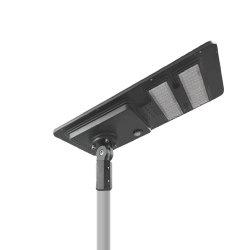 2019 أوكازيون جديد للمنتجات الساخنة 50 واط 60 واط تصميم جديد طراز LED Solar Street أسعار خفيفة ، كل ذلك في One Solar Street Light