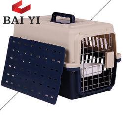 Fluglinie genehmigte Haustier-Träger-Hundearbeitsweg-Rahmen mit Rädern