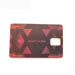 ウォレットセーフティ 1.2mm アンチスキャナ RFID NFC ブロッキングカード