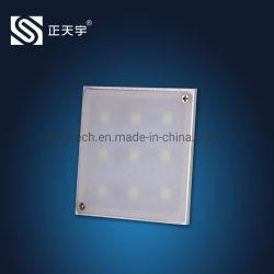 Super Slim 12 В постоянного тока низкого напряжения LED кабинет/мебели/шкаф/Showcase/шкаф лампа