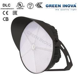 300~1200W LED 산업 스포츠 경기장 빛 Dlc UL 세륨을%s 가진 높은 돛대 플러드 점화