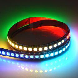 Программируемые 5050 цифровой индикатор Magic 144 пикселей RGB LED газа