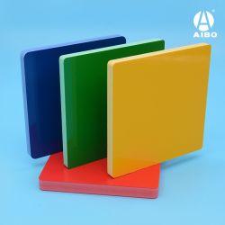 빛과 풍화 특징에 내화학성 좋은 저항을%s 가진 완벽한 PVC Plasticboard