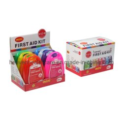 Multipurpose Mini Kit da Caixa de Primeiros Socorros personalizada