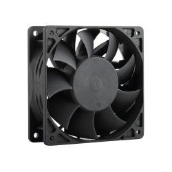 L'alto ventilatore senza spazzola di CC di Cfm 12038 120mm 12~48V impermeabilizza la cassa estraente industriale di Cabine del dispositivo di raffreddamento assiale IP68