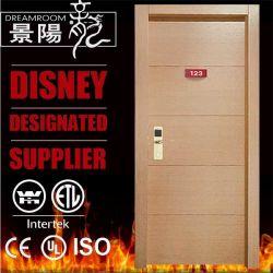 60 минут en1634 / UL деревянные двери с рейтингом пожара